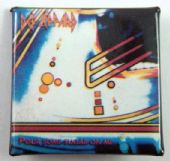 Def Leppard - 'Pour Some Sugar on Me' Square Badge